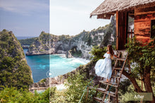 Load image into Gallery viewer, Tropical bali lightroom presets