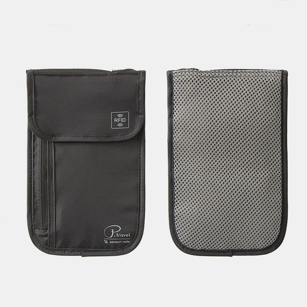 Multifunctional RFID Waterproof Passport Holder
