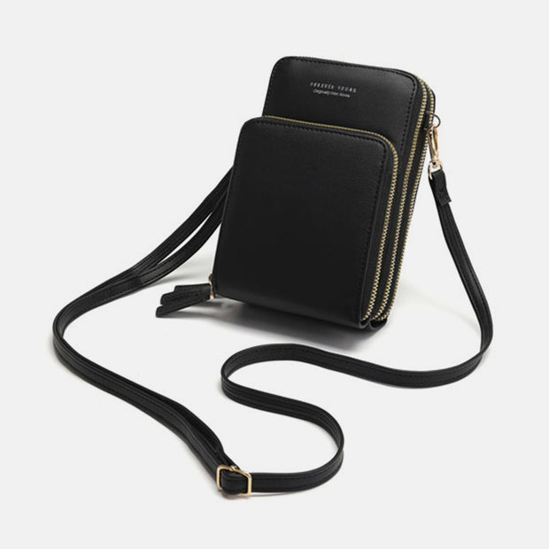 Multi-Compartment Phone Purse With Clear Window(Buy 2 Get 15% Off, CODE:B2)