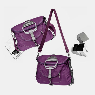 Multifunctional Waterproof Crossbody Bag Backpack
