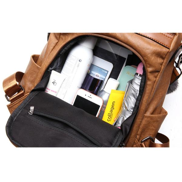 Women's Large Capacity Anti-theft Travel Bag