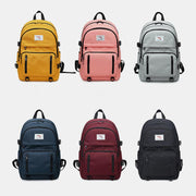 Waterproof Large Capacity College Style Laptop Backpack(get 15% off by code:CA15 )