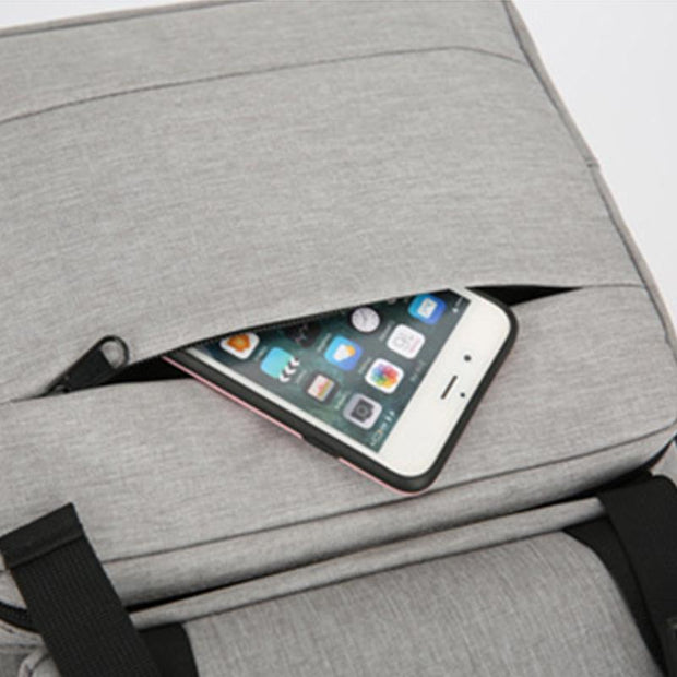 Water-Resistant Anti-theft Travel Backpack