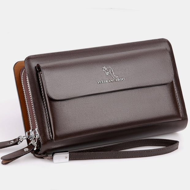 Large Capacity Classic Wallet