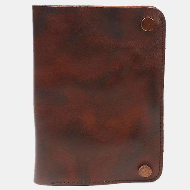 Hand-made Genuine Leather Vintage Wallet