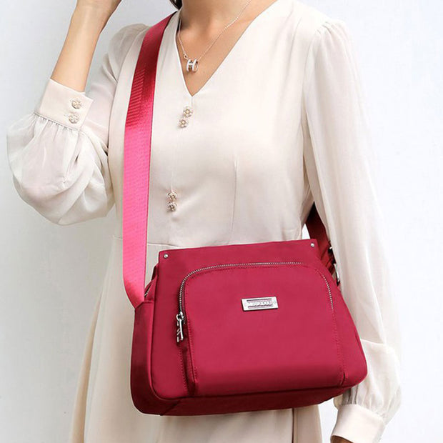Waterproof Large Capacity Crossbody Bag