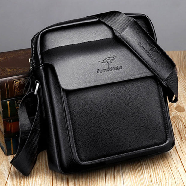 Large Capacity Business Crossbody Bag