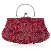 Hand-made Embroidery Vintage Evening Bag