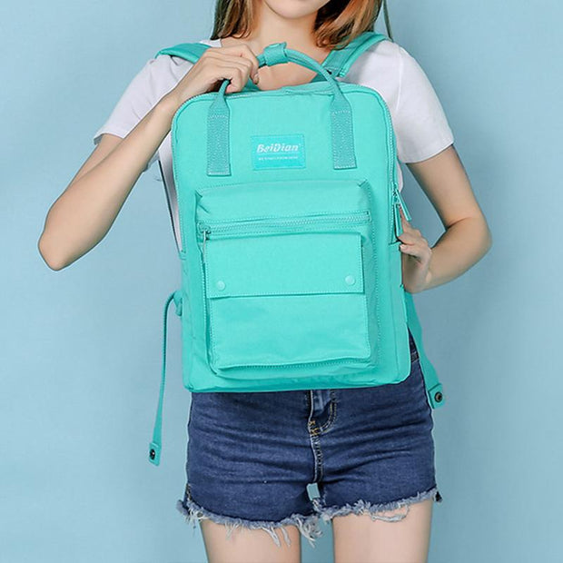 Lightweight High Capacity College Style Backpack