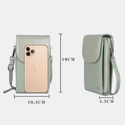 Multi-Pocket Large Storage Phone Purse