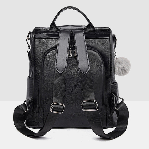 Large Capacity Anti-Theft Backpack