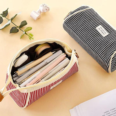 Canvas Large Capacity Vintage Storage Bag