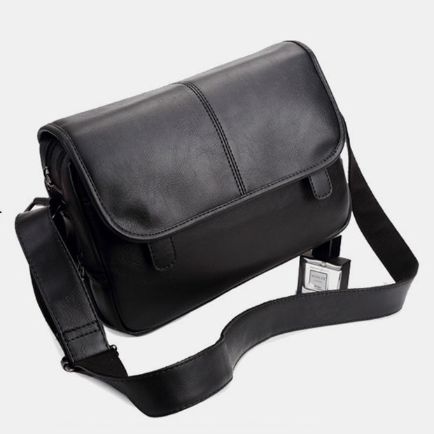 Waterproof Vintage Large Capacity Messenger Bag
