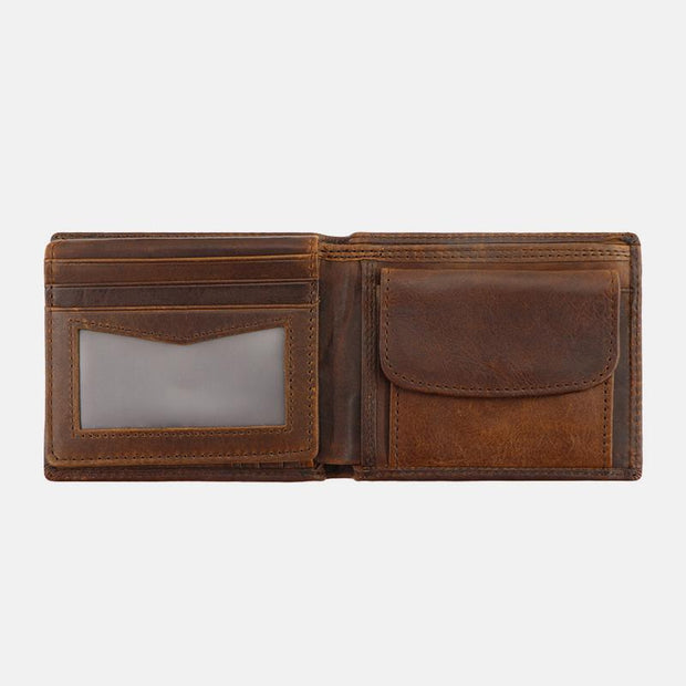 RFID Vintage Multi-Card Wallet