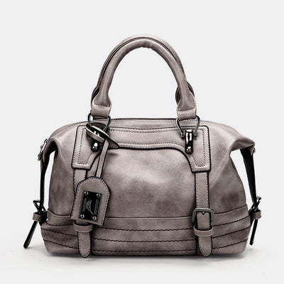 Large Capacity Retro Portable Crossbody Bag