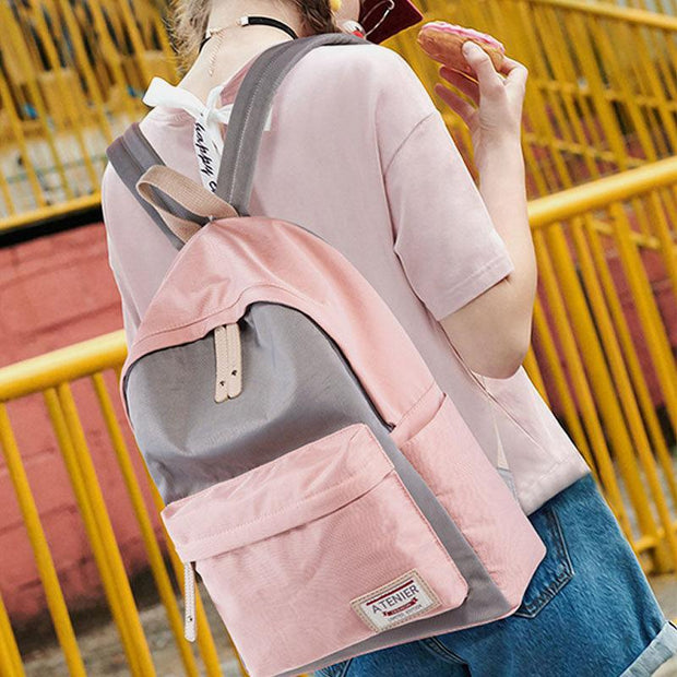 Multifunction Waterproof Casual School Backpack