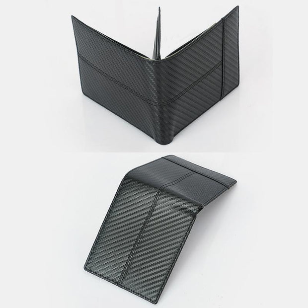 RFID Blocking Multi-Slot Slim Wallet