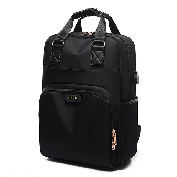 Large Capacity USB Charging Anti-theft Backpack