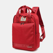 Water-Resistant Casual School Laptop Backpack