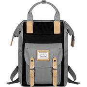 Wide Open Vintage Travel School Backpack