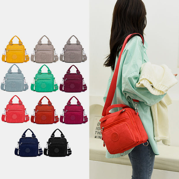 Multifunctional Waterproof Lightweight Handbag