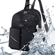 Multi-Pocket Waterproof Oxford Backpack