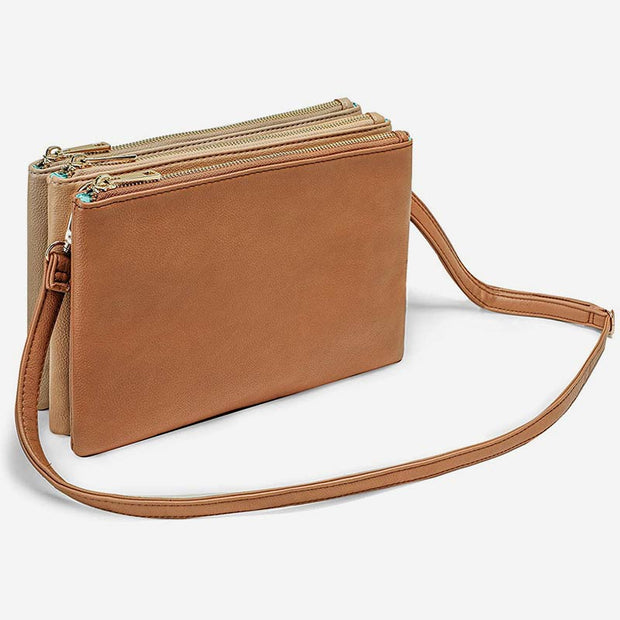 3 Way-Use Elegant Large Capacity Crossbody Bag