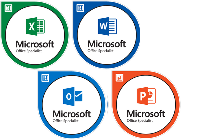 Microsoft Office Specialist - 4 x Courses - jrny-training