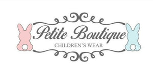 Petite boutique children's wear