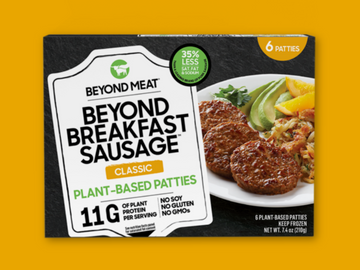 Beyond Meat Launching Breakfast Sausage Nationwide