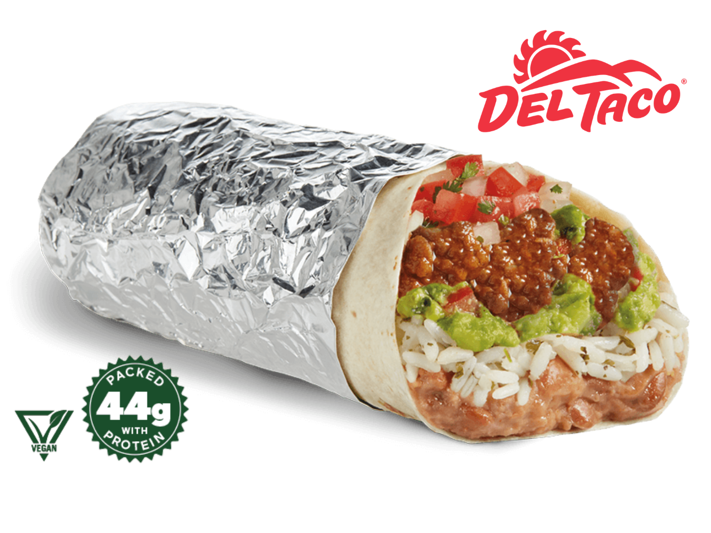 Del Taco Launches Two New Beyond Meat Vegan Burritos