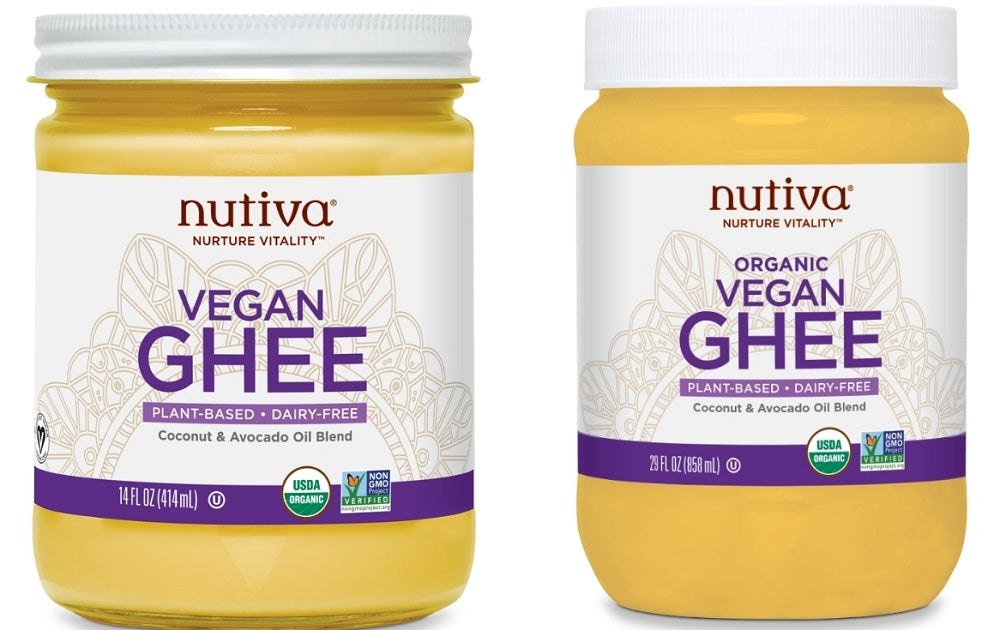 Nutiva Launches Organic Vegan Ghee in Stores Nationwide