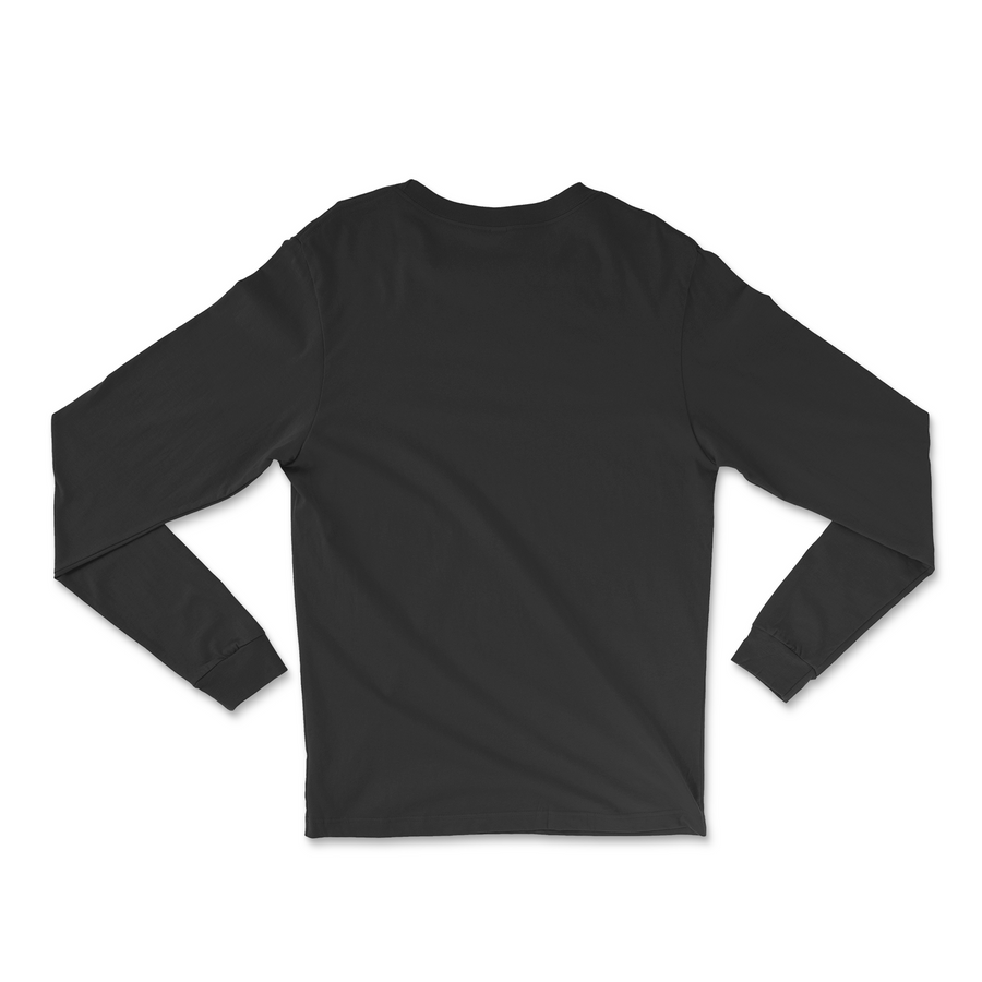 Official Vegan AF Premium Unisex Long Sleeve Jersey T-Shirt