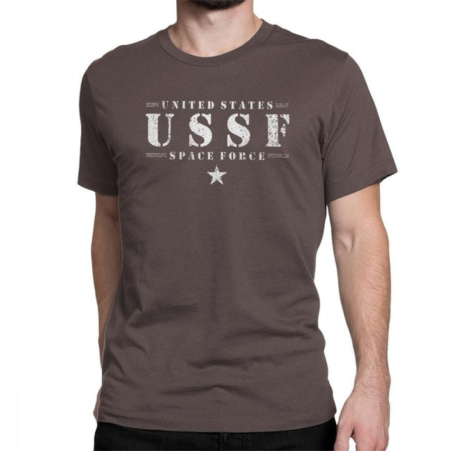 Space Force USSF T-Shirt