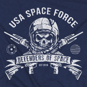 USA Space Force - Defenders of Space T-Shirt