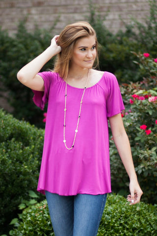Casual and Chic Top