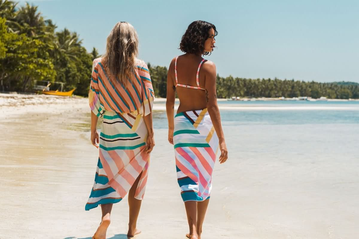Billabong Color Between The Lines Lookbook