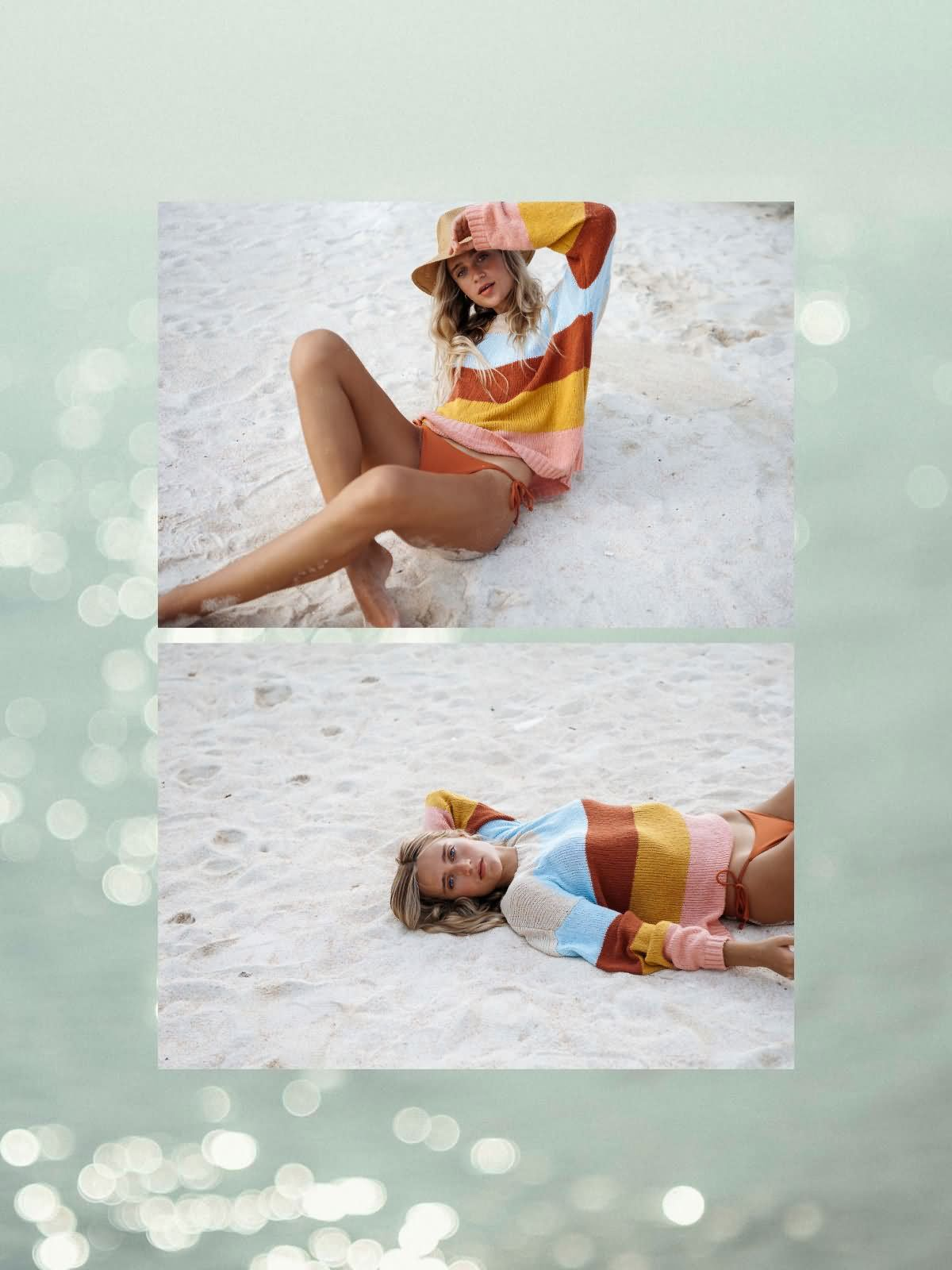 Billabong Lost Paradise Collection Lookbook