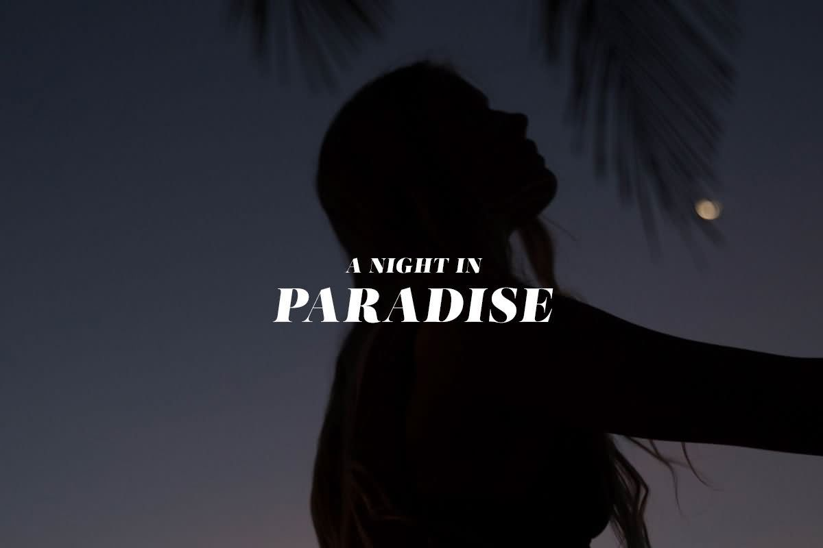 Billabong A Night In Paradise