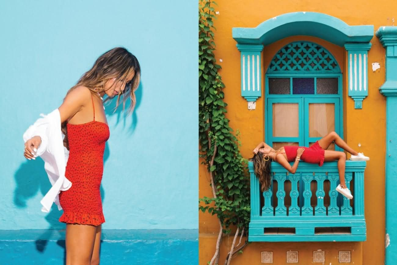 Billabong - Sincerely Jules Collection Lookbook