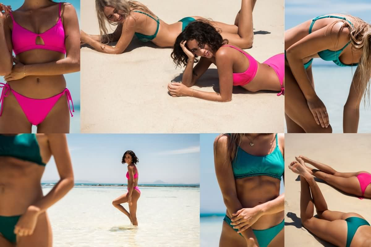 BIllabong Sol Searcher Swimwear Lookbook