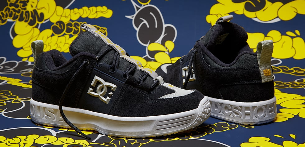 DC Shoes In4mation | Featuring The Lynx OG