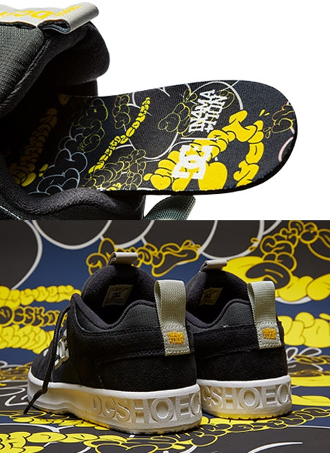 DC Shoes In4mation   Featuring The Lynx OG