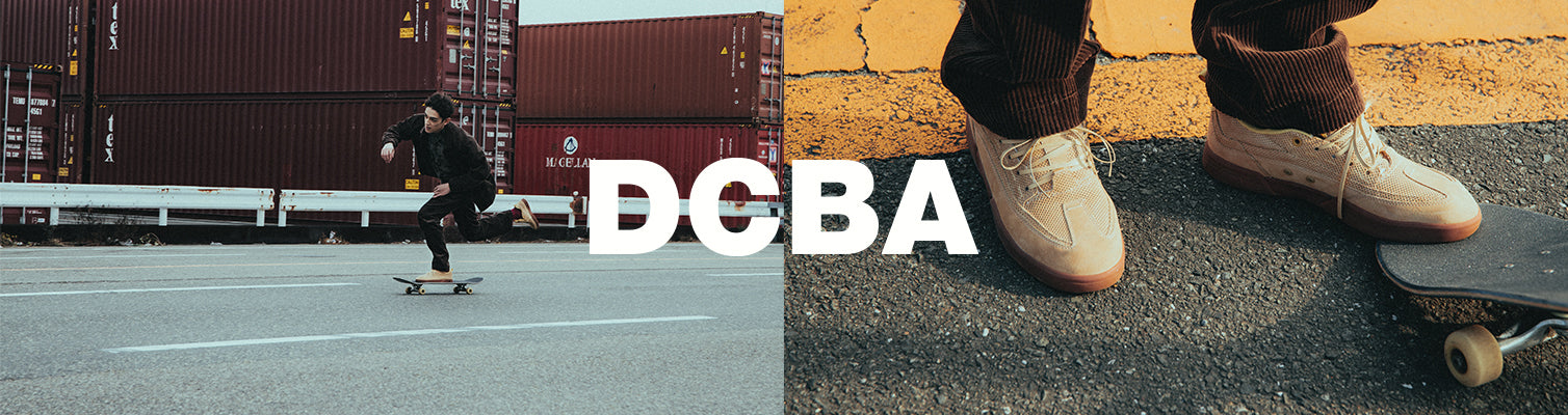 DC Shoes DCBA Collection title=