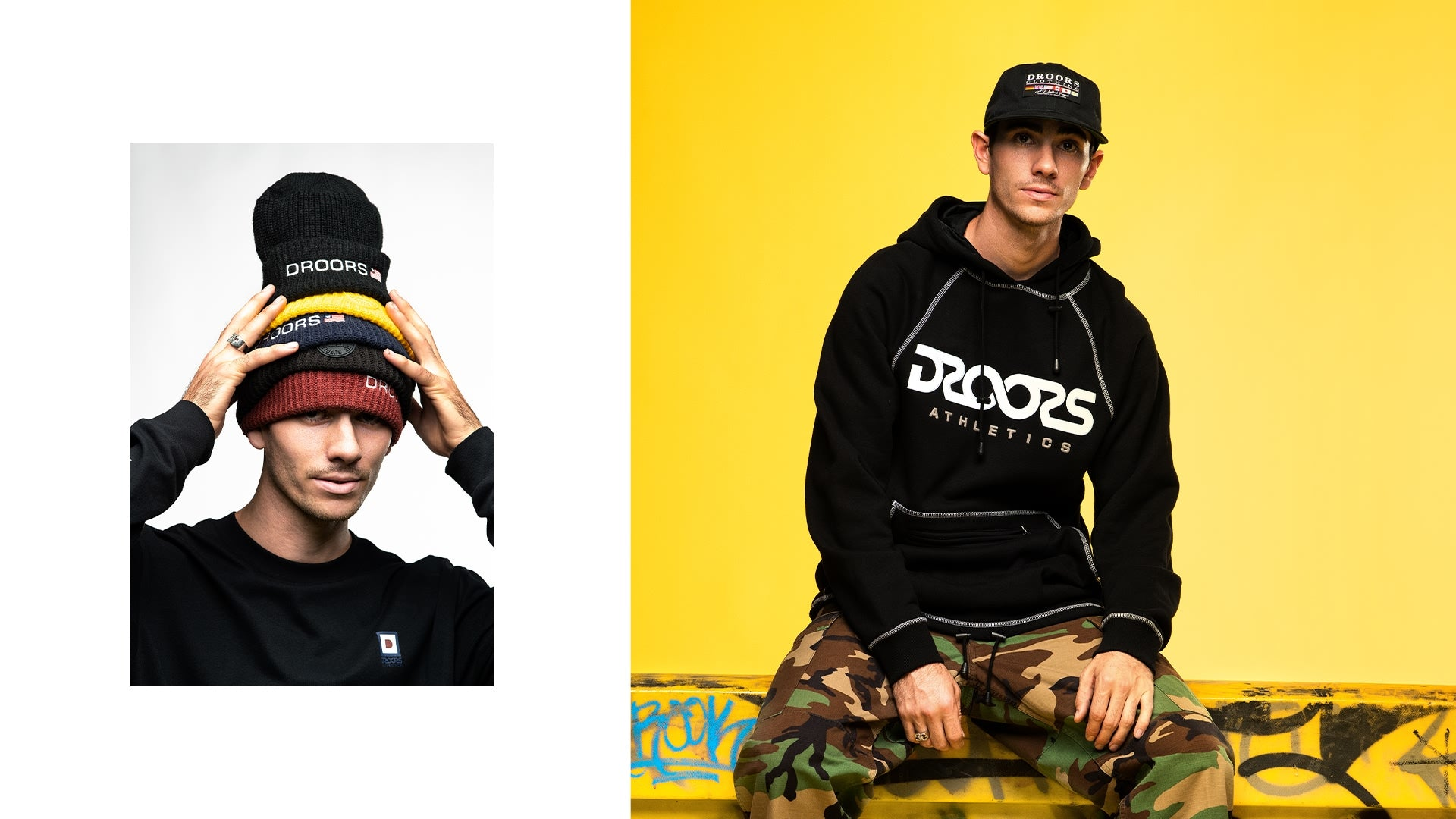 DC Shoes Droors 3 Collection