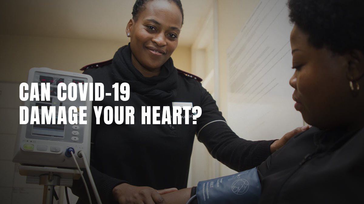 Can COVID-19 Damage Your Heart?