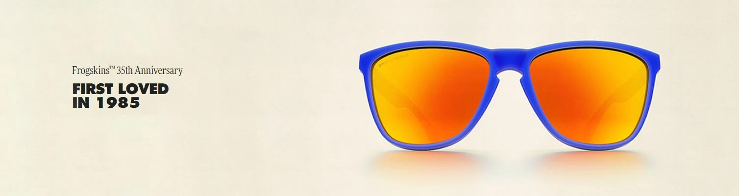 Oakley | Frogskins 35th Anniversary Collection