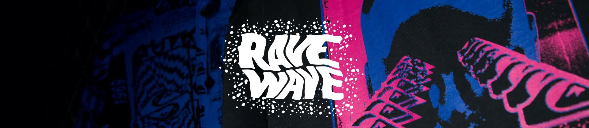 Quiksilver Rave Wave Collection title=
