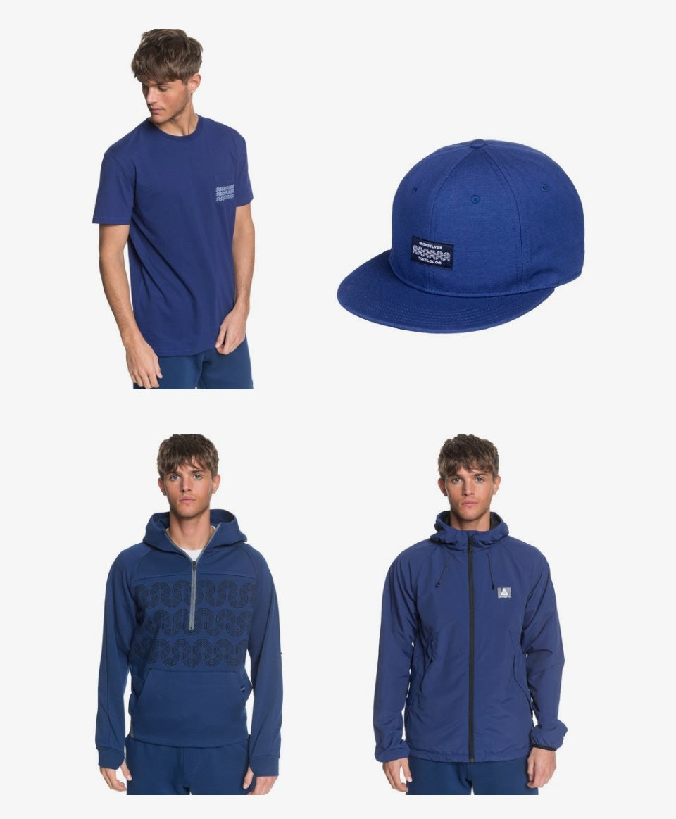 Quiksilver Collaboration: Tocolocom Collection