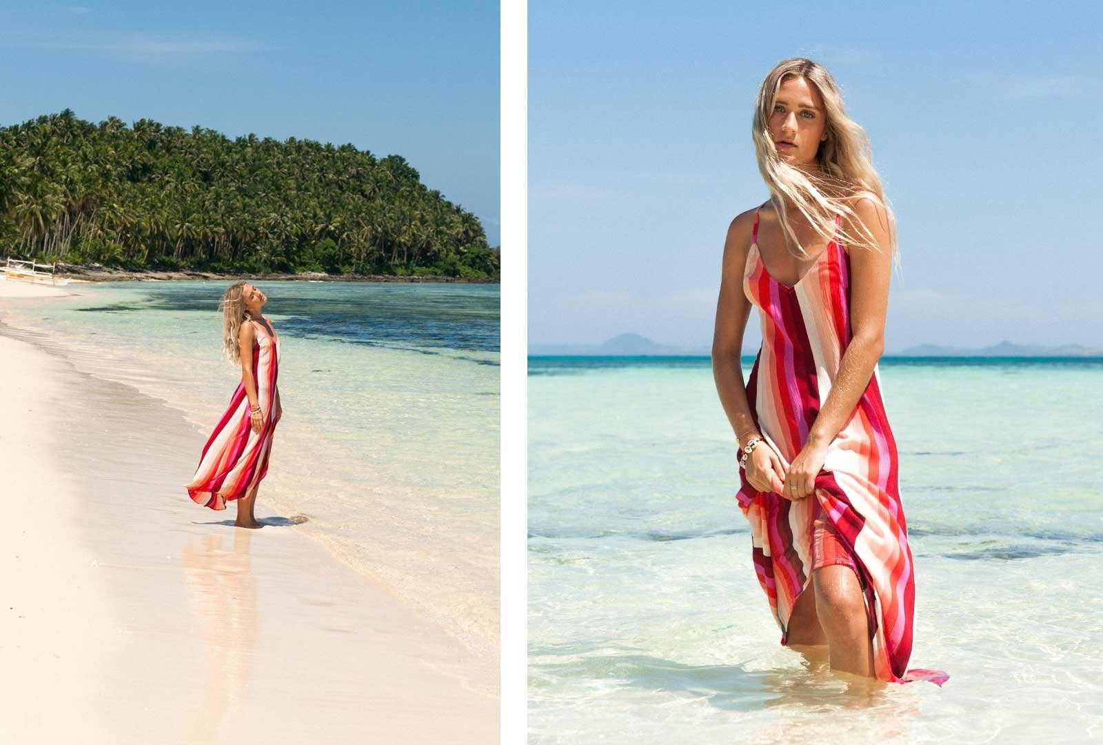 Billabong Summer Stripe Lookbook